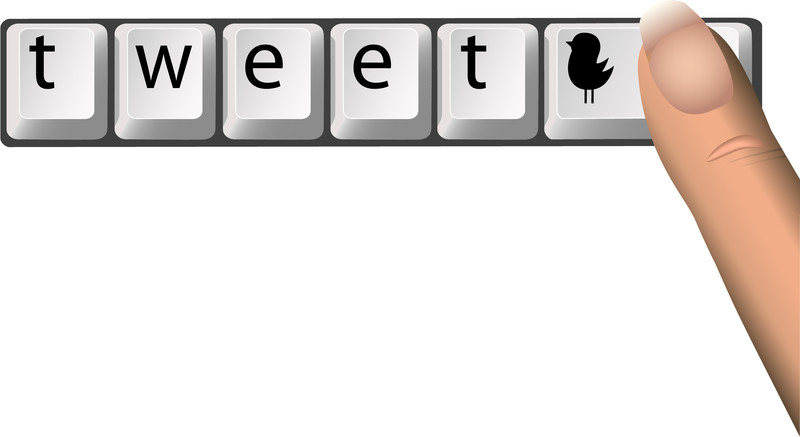 5 ways to tweet at a literary festival